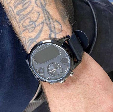 Часы Smart Watch Max Robotics Hybrid Sporttech ZX-01(смарт часы)