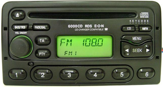 Кнопки магнітоли Ford магнитола Форд Focus Mondeo Fiesta Transit