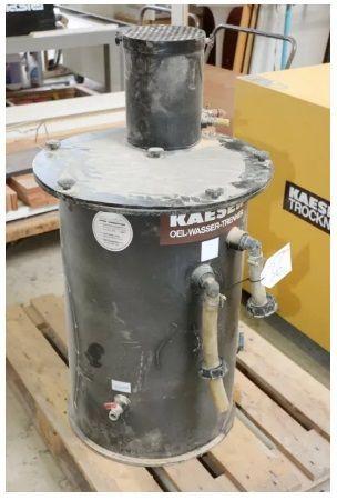 Separator Oleju - woda sprężarka - olej Kaeser , kompresor