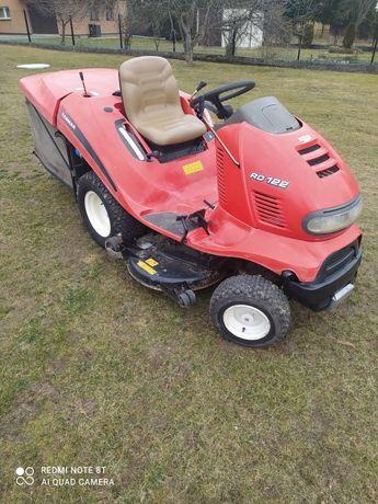 Traktorek Kosiarka Yanmar Rd 122 Diesel 23Hp hydraulika
