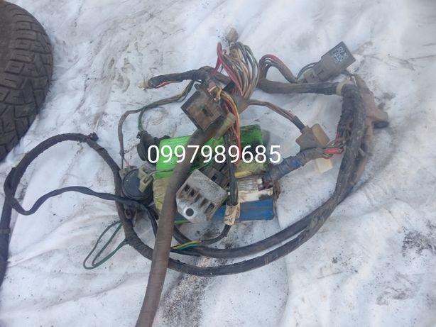 Проводка, реле стартера зарядки котушка, Акамулятор Honda Tact 50/51