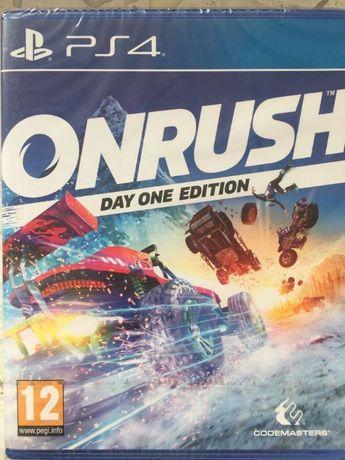 Onrush. PS4. NEW!