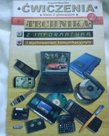 Technika z informatyką i wychowaniem komunikacyjnym, ćwiczenia, 2000 r