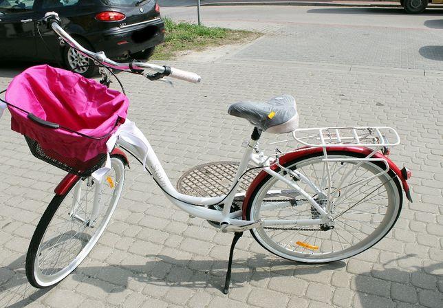 """Rower miejski Stor Paris 28"""" aluminium"""