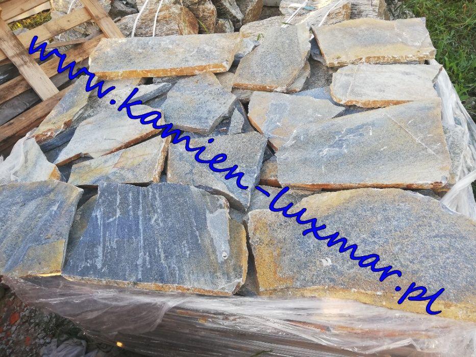 Kamień nieregularny Kavala Grecka/Kamień Naturalny/Dzikówka Tłuszcz - image 1