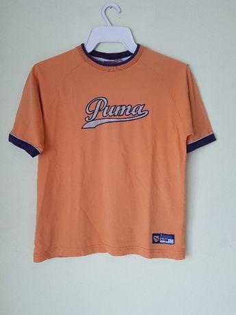 Koszulka Puma dla chłopaka, rozmiar L, 152