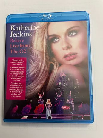 Katherine Jenkins - Live from The O2 (Blu-ray)