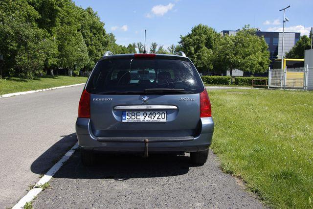 Peugeot 307 SW HDI cena do NEGOCJACJI