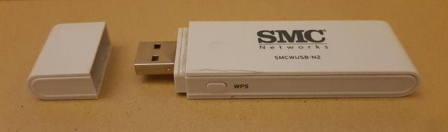 Adaptador SMC Wireless 300 Mbps