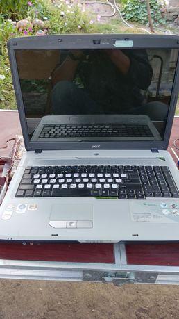 Ноутбук acer aspire 7520 на запчасти