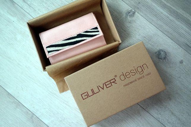 Portfel damski Guliver Design - handmade, nowy