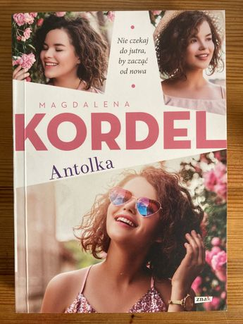 Książka Antolka