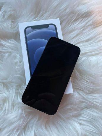 Nowy iphone 12 mini czarny 64gb