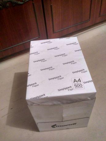 Офисная бумага А4,бумага для принтера