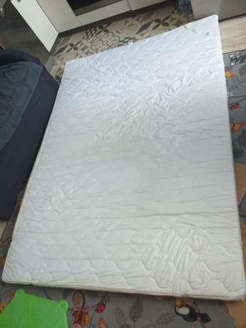 Materac nawierzchniowy/topmaterac 140x200x8