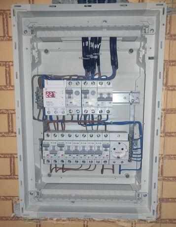 Услуги электрика: ремонт, замена, модернизация, диагностика