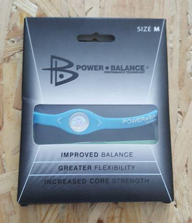 Opaska na ręke, silikonowa bransoletka Power Balance