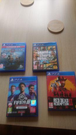 Gry na PS4 zamienię