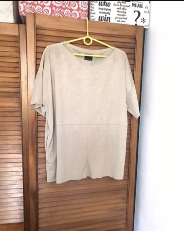 Bluzka Mous one size beż