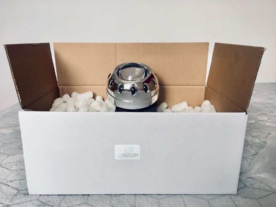 Bi-led koito 2019 komplet soczewki mobis Ostroróg - image 1