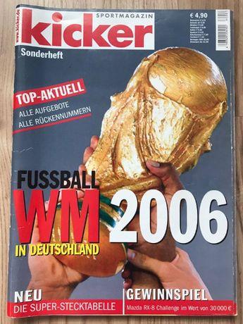Skarb Kibica Kicker Mundial 2006