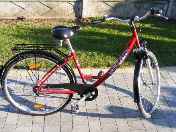 Rower damka Pegasus koła 28', TORPEDA Shimano Nexus