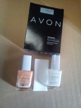 Conjunto de vernizes para Manicura Francesa Avon Saldos