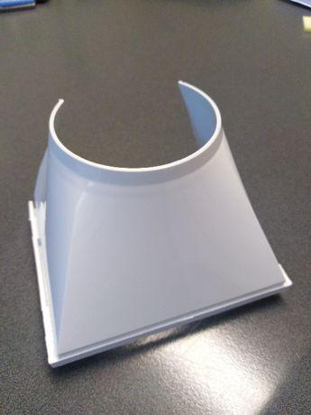 Funil/Saida gelo e água - frigorifico americano Side by Side LG - NOVO
