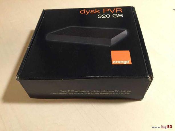 """Nowy Dysk Sata 2,5"""" PVR 320 GB do dekodera TV UHD 88"""