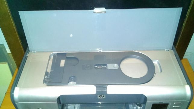 Принтер HP Photosmart 8053 не рабочий