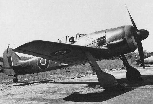 Сборная модель самолета Focke Wulf FW-190 A-5 1/72