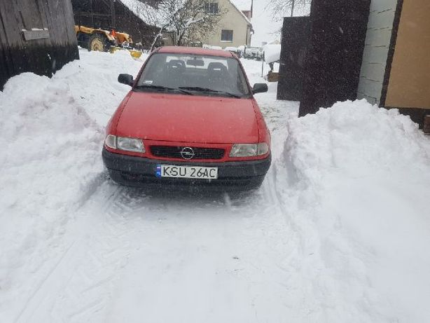 Opel Astra 1998  1.4 benzyna