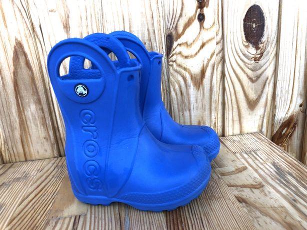 Сапоги crocs c6