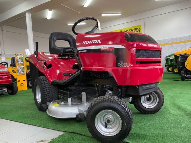 Traktorek Kosiarka Honda 2216, V-Twin, TRAK-TOM, gwarancja! Poczesna