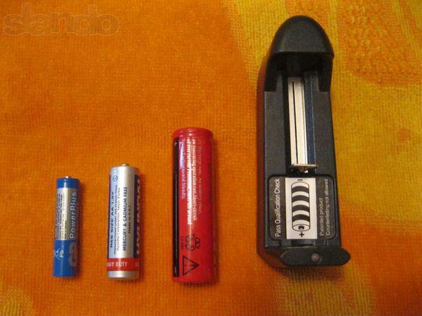 Зарядное устройство универсальное для аккамулятоных батарей