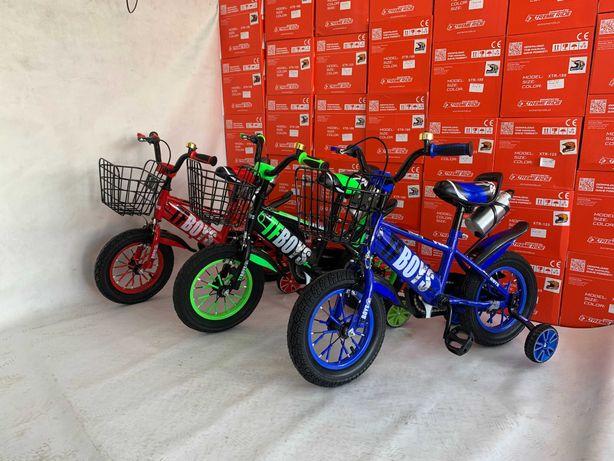 Rower 12 cali Rowerek dziecięcy SOLIDNE WYKONANIE Sport Yibigi