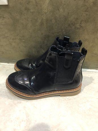 Ботинки Zara, Зара ботинки, полуботинки