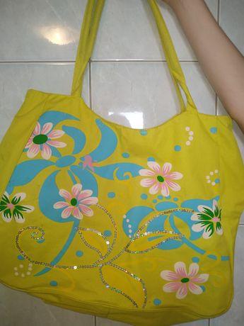 Продам пляжну сумку
