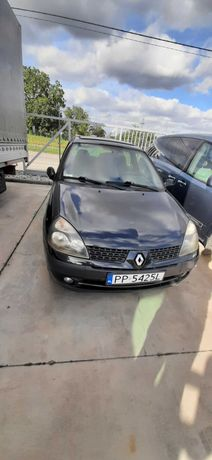 Renault clio II 1.2 2001r.