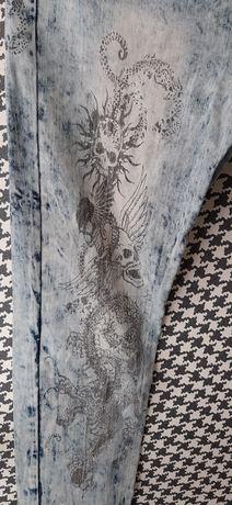 Оригинал! Эксклюзив ! Мужские Германские джинсы Philipp Boss Zara star