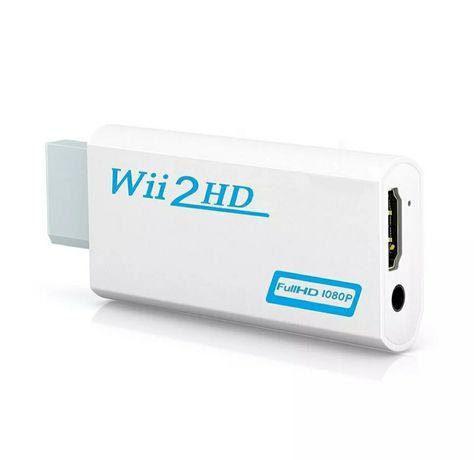 Conversor Wii para HDMI