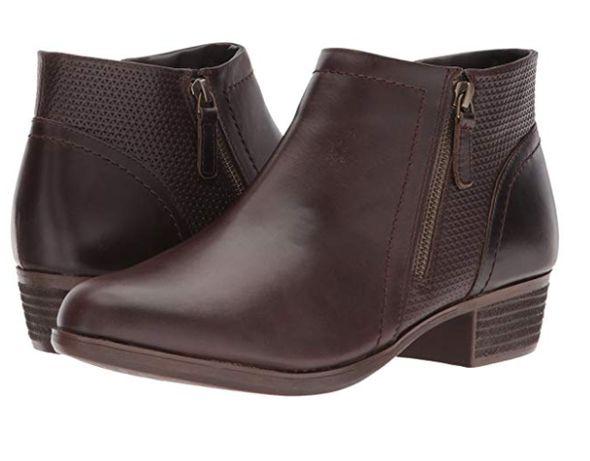 Ботинки женские кожаные Cobb Hill Oliana Panel Boot, р. EUR 40