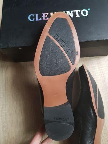 Туфли кожа Clemento 44размер