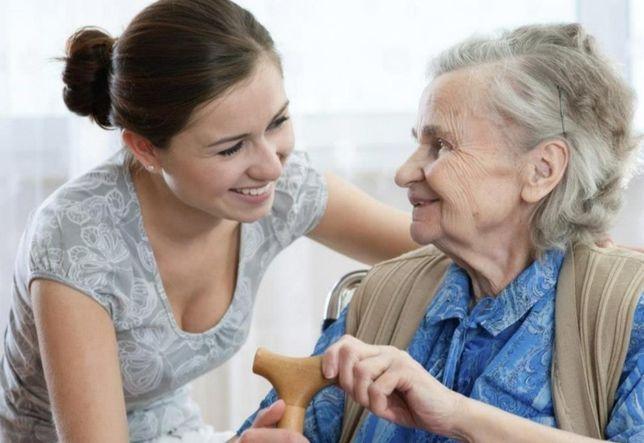 Уход и досмотр за пожилым человеком за право наследования жилья