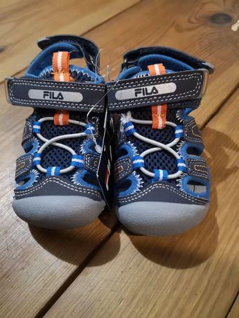 Sandałki firmy Fils NOWE