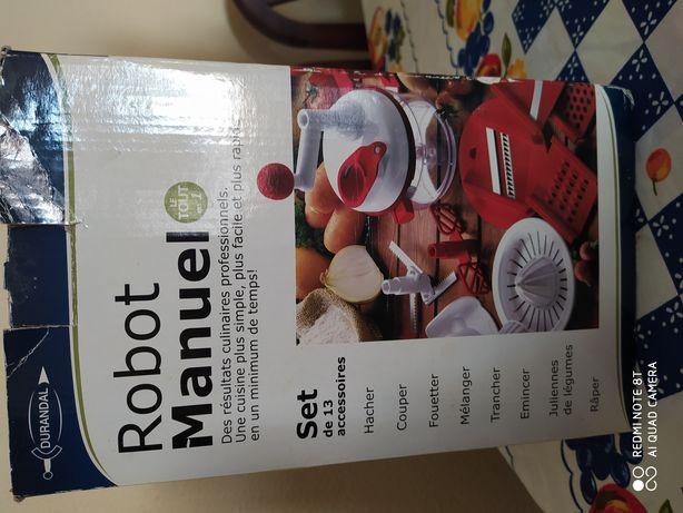 Robot manual cozinha