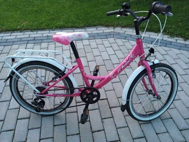 Bardzo ładny rowerek Koła 20, stan bardzo dobry