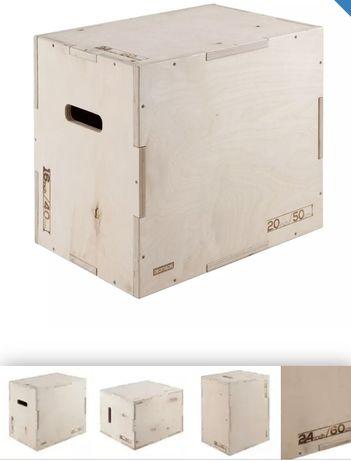 Caixa de salto Pliométrica