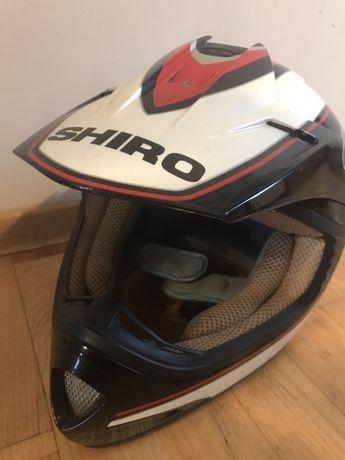 Kask motowy Shiro