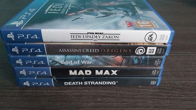 Sprzedam gry na PS4 !!